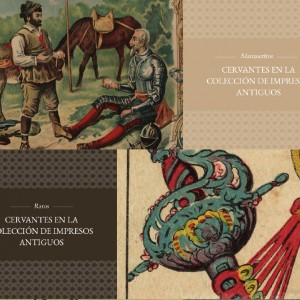 La Biblioteca Nacional lanza un portal digital dedicado a Cervantes